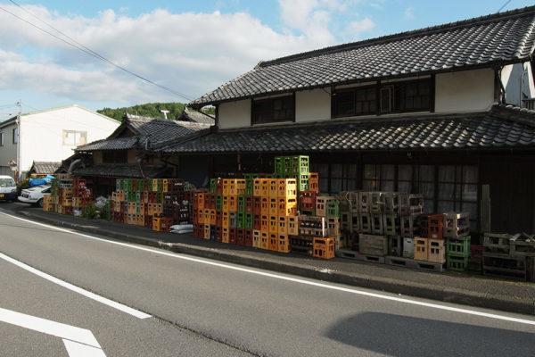 奈良の醤油蔵 新瀬醤油醸造場
