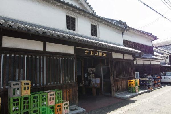 奈良の醤油蔵 ナカコ将油株式会社